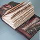 Авторская книга для записей ручной работы - SOULBOOK `SOBRANIE`. www.cvett.com