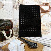 Материалы для творчества handmade. Livemaster - original item Stand for earrings-poset. Art. М003Ч. Handmade.