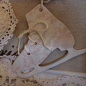 """Для дома и интерьера ручной работы. Ярмарка Мастеров - ручная работа Коллекция """"Зимние забавы"""". Handmade."""