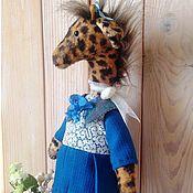 Куклы и игрушки ручной работы. Ярмарка Мастеров - ручная работа Жирафа Жози.. Handmade.