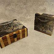 Шкатулочка с кубиками