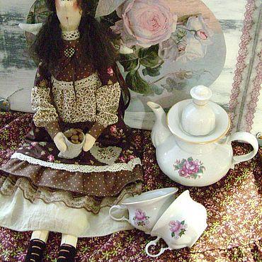 Куклы и игрушки ручной работы. Ярмарка Мастеров - ручная работа Тильды: тильда. Handmade.