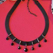 Винтаж handmade. Livemaster - original item Choker necklace