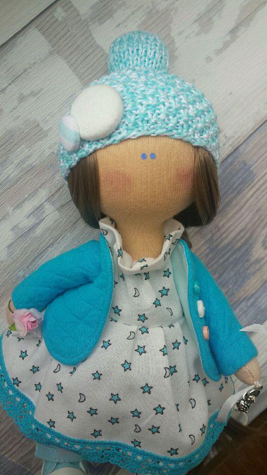Коллекционные куклы ручной работы. Ярмарка Мастеров - ручная работа. Купить Кукла интерьерная  игровая заряжена на финансовое благополучие.. Handmade.