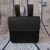 "Сумки и аксессуары handmade. Livemaster - original item Copy of Belt bag ""EAGLE"". Handmade."