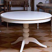 Столы ручной работы. Ярмарка Мастеров - ручная работа Стол обеденный. Handmade.