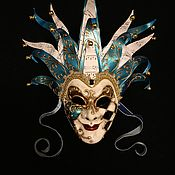 Для дома и интерьера handmade. Livemaster - original item Boris Brejcha Mask. Handmade.