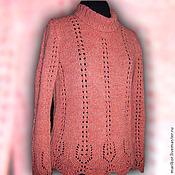 Одежда ручной работы. Ярмарка Мастеров - ручная работа Шерстяной свитер.. Handmade.