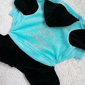 Для домашних животных, ручной работы. Ярмарка Мастеров - ручная работа Одежда для собак Гламурный Пёс:). Handmade.