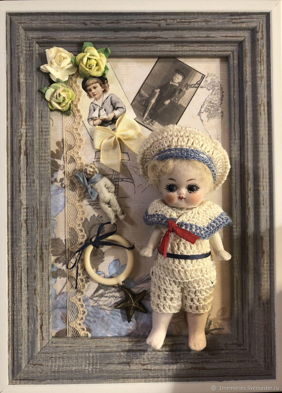 Baby sailor, Тедди Долл, Жуковский,  Фото №1