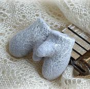 Сувениры и подарки ручной работы. Ярмарка Мастеров - ручная работа Рукавички сувенирные из шерсти. Handmade.