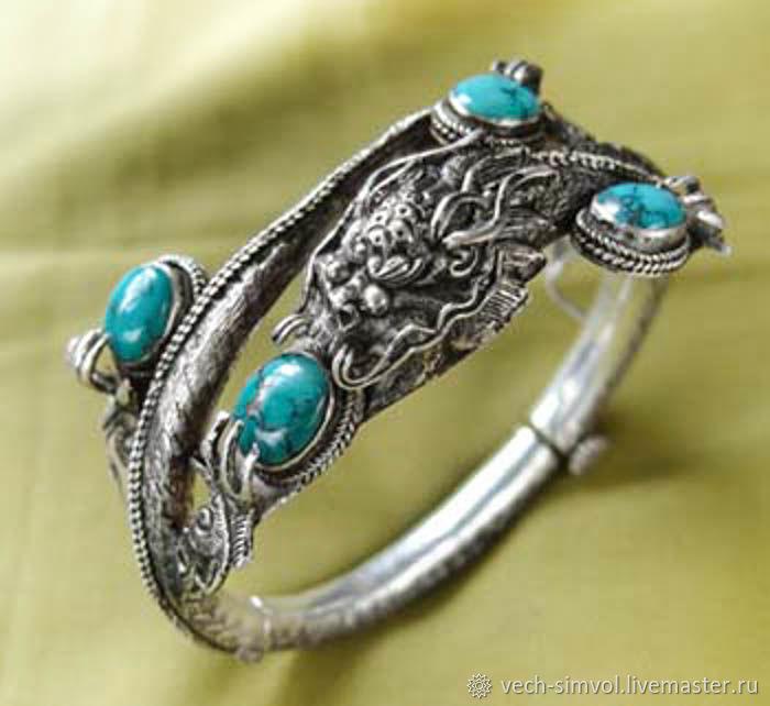 Dragon Bracelet, Bead bracelet, Moscow,  Фото №1