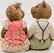 Куклы и игрушки ручной работы. Ярмарка Мастеров - ручная работа Влюбленные пары. Handmade.