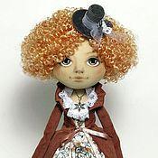 Куклы и игрушки ручной работы. Ярмарка Мастеров - ручная работа Николь, интерьерная кукла. Handmade.