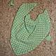 Шарфы и шарфики ручной работы. Ярмарка Мастеров - ручная работа. Купить Ажурный бактус!. Handmade. Мятный, однотонный, шарф