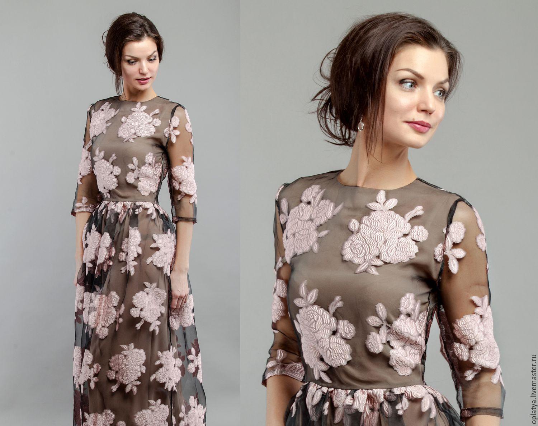 Платье за один вечер на праздник