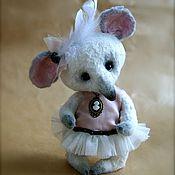 Куклы и игрушки ручной работы. Ярмарка Мастеров - ручная работа Белое перышко. Handmade.