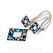 Украшения handmade. Livemaster - original item Set Earrings and pendant. set custom. Natural stones.. Handmade.