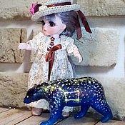 Куклы и игрушки handmade. Livemaster - original item Jointed doll: Karina. Handmade.