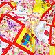 """Пледы и одеяла ручной работы. Детское лоскутное одеяло """"Девчачий восторг"""",  покрывало из хлопка. Лоскутная кухня, Марина. Интернет-магазин Ярмарка Мастеров."""