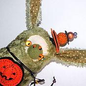 Куклы и игрушки ручной работы. Ярмарка Мастеров - ручная работа Кроликоид Halloween. Handmade.