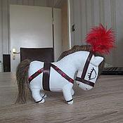 Куклы и игрушки ручной работы. Ярмарка Мастеров - ручная работа У пони длинная чёлка.... Handmade.