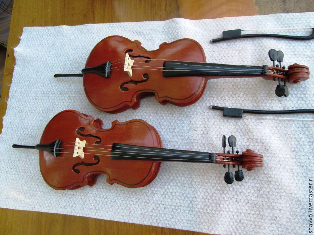 Музыкальные инструменты для куклы