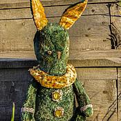 Куклы и игрушки ручной работы. Ярмарка Мастеров - ручная работа Заяц Себастьян.. Handmade.