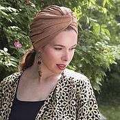 Аксессуары handmade. Livemaster - original item Turban-headband