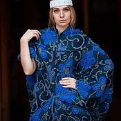 Пальто ручной работы. Ярмарка Мастеров - ручная работа Женское шерстяное пальто на заказ. Handmade.