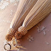 Украшения handmade. Livemaster - original item Earring of the brush