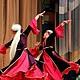 Танцевальные костюмы ручной работы. Ярмарка Мастеров - ручная работа. Купить Танцевальный узбекский костюм.. Handmade. Национальный костюм