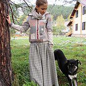 "Одежда handmade. Livemaster - original item Summer jacket- boho"" Autumn Nostalgia"". Handmade."