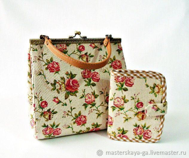 Женские сумки ручной работы. Ярмарка Мастеров - ручная работа. Купить  Комплект