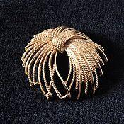 Винтаж handmade. Livemaster - original item Monet original brooch 1955. Handmade.