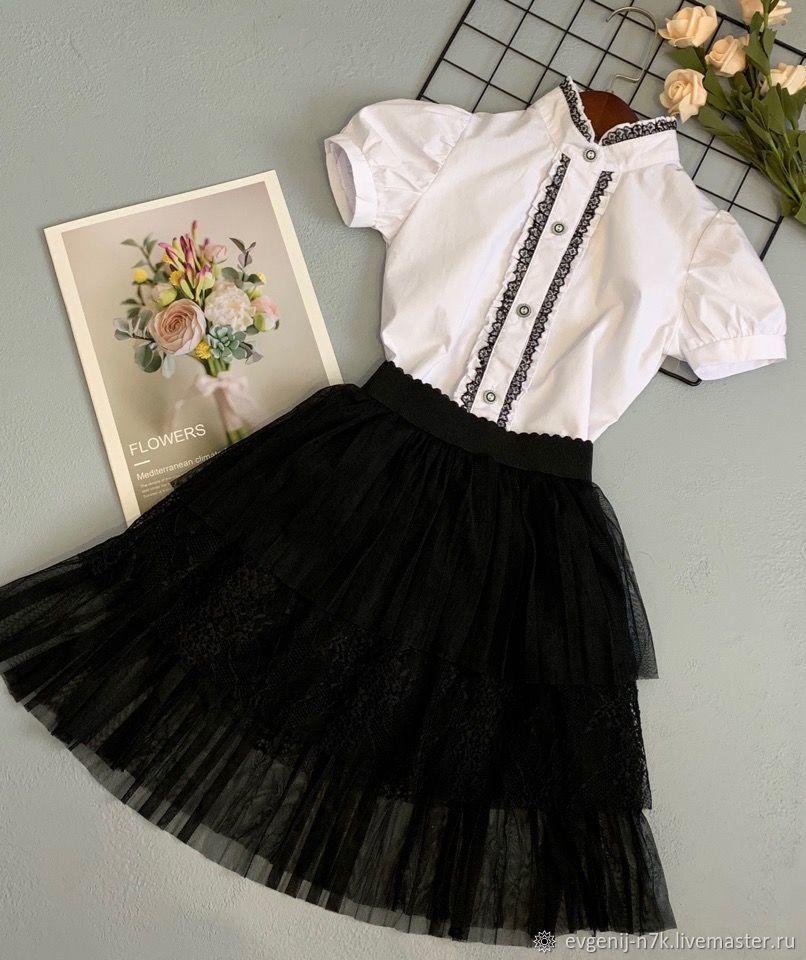 Комплекты одежды: Милый комплект для школы, Одежда для девочек, Москва, Фото №1