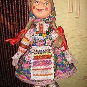 """Куклы и игрушки ручной работы. Ярмарка Мастеров - ручная работа Интерьерная кукла """"Маруся"""". Handmade."""