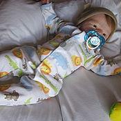 Куклы и игрушки ручной работы. Ярмарка Мастеров - ручная работа Кукла реборн Бруно от Karola Wegerich. Handmade.