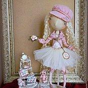 Куклы и игрушки ручной работы. Ярмарка Мастеров - ручная работа Анжелика. Handmade.