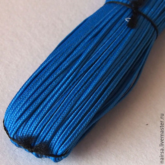 Турецкий сутаж. Цвет голубой
