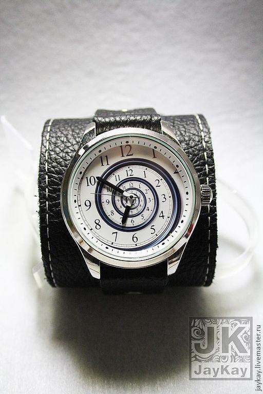 """Часы ручной работы. Ярмарка Мастеров - ручная работа. Купить Наручные часы """"JK"""". Handmade. Наручные часы, дизайнерские часы"""