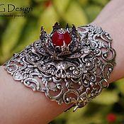 Украшения handmade. Livemaster - original item Bracelet silver
