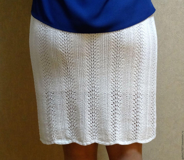 Вязаные летние юбки с доставкой