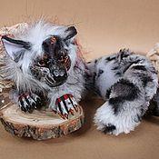 Куклы и игрушки handmade. Livemaster - original item Looking for a home! Guardian-Maxi, bars Shaden. Handmade.