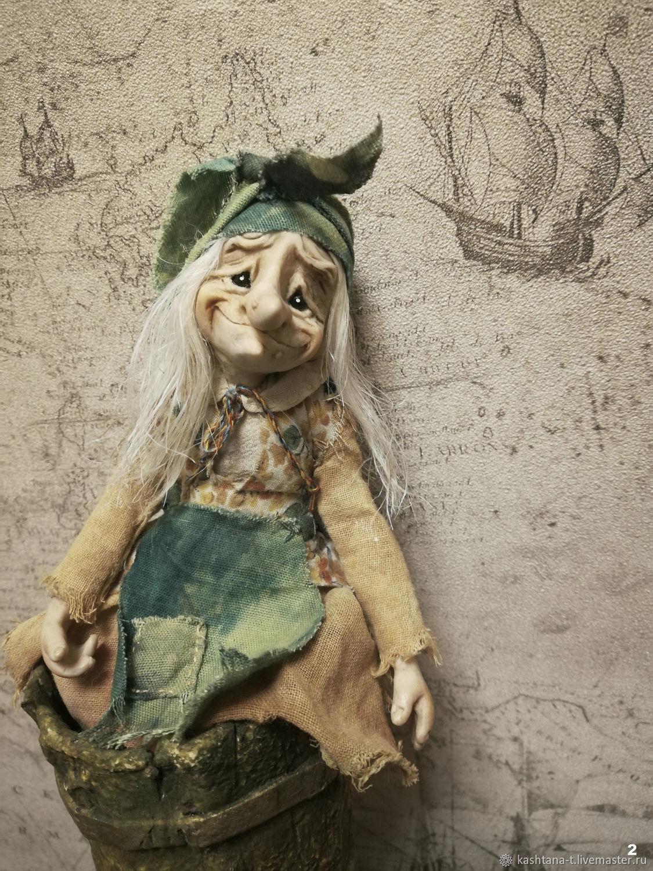 Вдохновляющая Ягушечка -малышка, Портретная кукла, Санкт-Петербург,  Фото №1