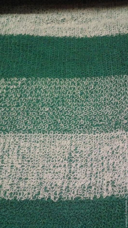 Шитье ручной работы. Ярмарка Мастеров - ручная работа. Купить Махровая ткань70-80 гг.. Handmade. Зеленый, махровая ткань
