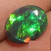 Материалы для творчества handmade. Livemaster - original item Ethiopian black opal. Handmade.