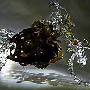 """Для дома и интерьера ручной работы. Ярмарка Мастеров - ручная работа Мотоцикл""""MADMAX"""". Handmade."""