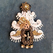 Украшения ручной работы. Ярмарка Мастеров - ручная работа Ангел поющий. Handmade.