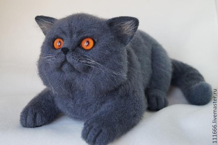 Британские котята игрушки своими руками 39